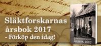 Släktforskarnas årsbok 2017