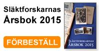 Släktforskarnas Årsbok 2015