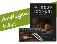 Sveriges dödbok 7 1860-2016 förhandsutgåva