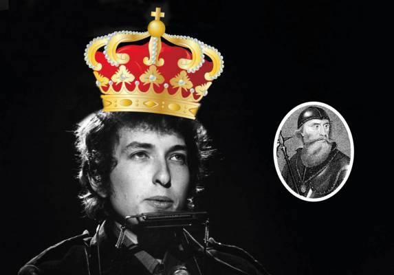 Kung Robert och andra motvilliga monarker