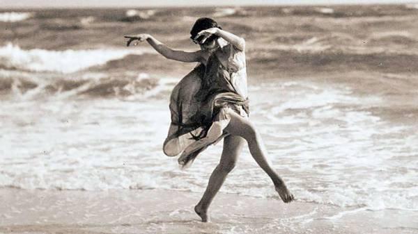 Men snälla Isadora ... (en gammal skandal)
