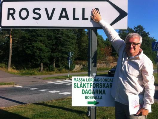 Rosvall på Rosvalla