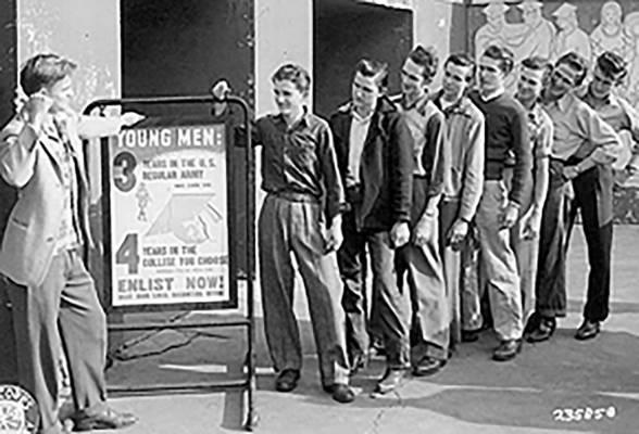 Unga män - äntligen!