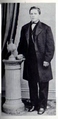 Olof Edvard hette han, också känd som William Matson.