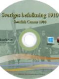 Sveriges befolkning 1910