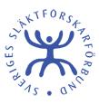 Förbundets logotyp cirkelformad blå i tif-format