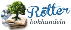 Rötterbokhandelns logotyp i tif-format
