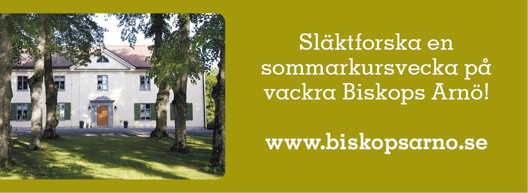Sommarkurser på Biskops Arnö