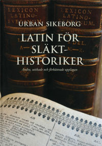 Latin for släkthistoriker