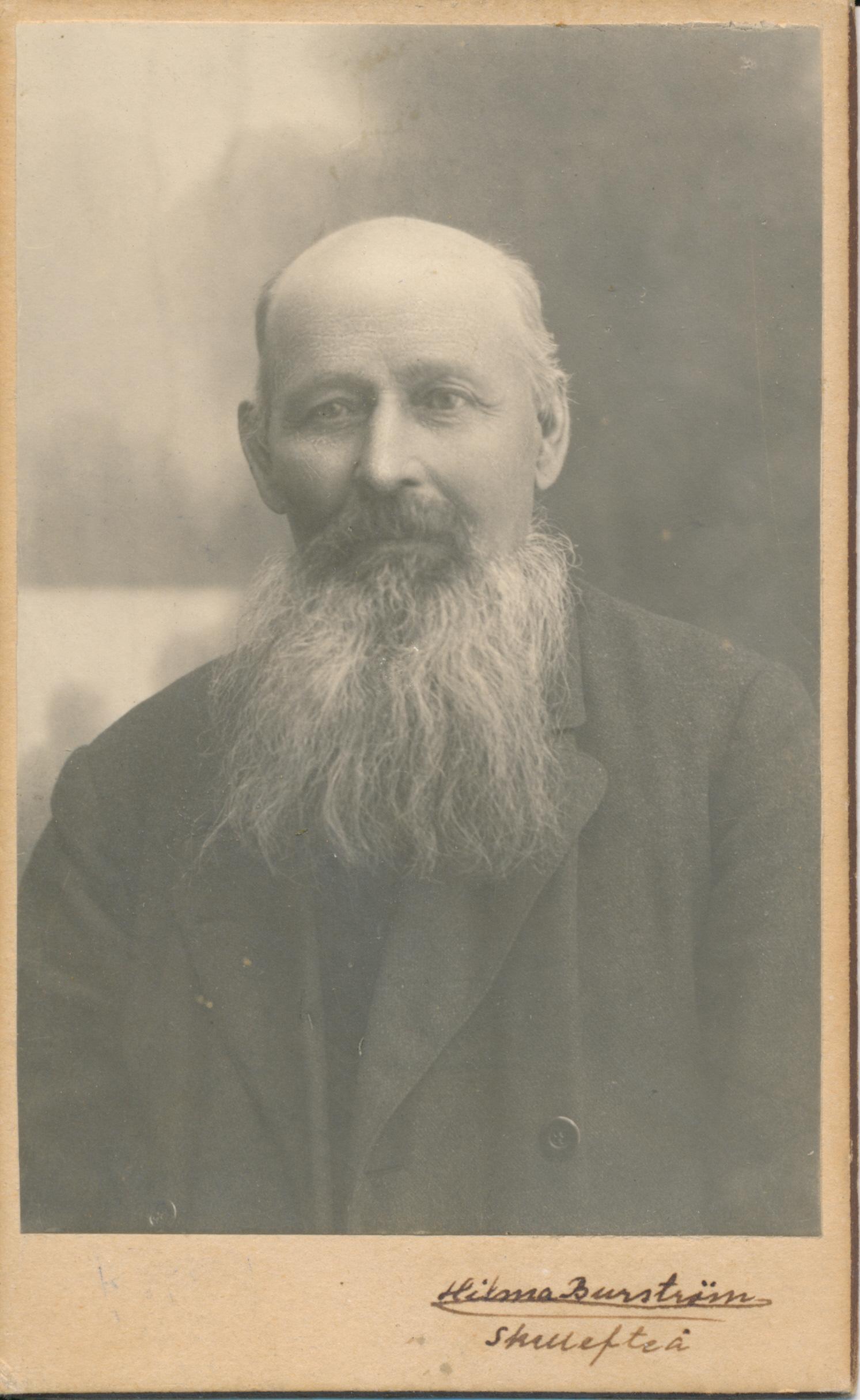 Korpral Gabriel Anton Lilja